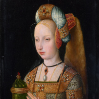 Неизвестный  художник. Мария Магдалена