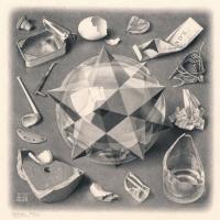Maurits Cornelis Escher. Order and chaos