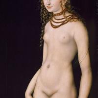 Lucas Cranes the Elder. Venus and Cupid