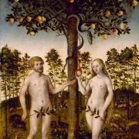 Грехопадение людей. 1549