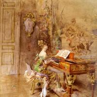 Джованни Больдини. Пианист