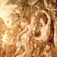 Хендрик Гольциус. Вакх, Венера и Церера