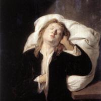 Давид Рейкарт. Спящий человек