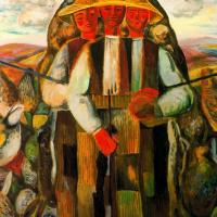 Рафаэль Сабалета. Охотники