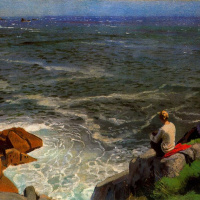 Лора Найт. Смотря на море