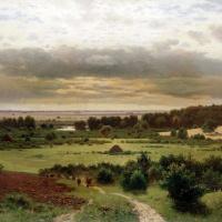 Константин Яковлевич Крыжицкий. Лесные дали