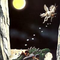 Тони Вульф. Дракон и полночь
