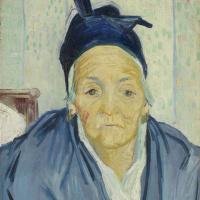 Портрет пожилой женщины из Арля
