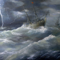 Сергей Владимирович Дорофеев. Wrath of Poseidon