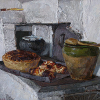 Наталья Викторовна Непьянова. Свежий хлеб