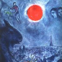 Марк Захарович Шагал. Солнце Парижа