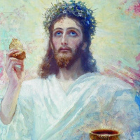 Христос с чашей