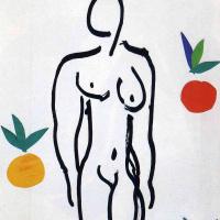 Анри Матисс. Апельсины