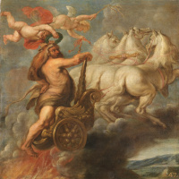 Apotheosis of Hercules