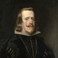 Портрет короля Филиппа IV