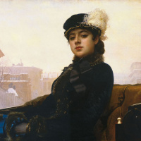 Иван Николаевич Крамской. Неизвестная