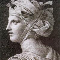 Женщина в тюрбане