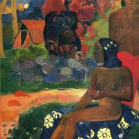 Paul Gauguin. Her name was Vairaumati