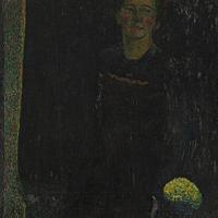 Куно Амье. Женщина в темноте
