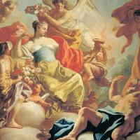 Франческо Де Мура. Богиня утра Аврора и троянский принц Титон