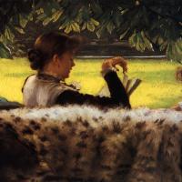 Джеймс Тиссо. Чтение истории