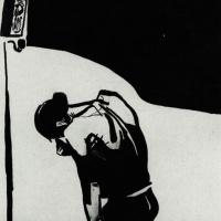Александр Александрович Дейнека. Припекло. Рисунок для журнала «Безбожник у станка»