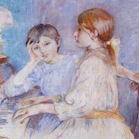 Берта Моризо. Пианино