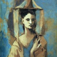 Пабло Пикассо. Испанка с острова Майорка