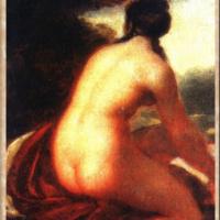 Купальщица. Ок. 1813