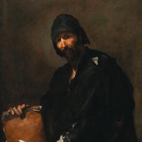 Джузепе де Рибера. Портрет философа Гераклита