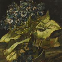 Винсент Ван Гог. Цинерария в горшке