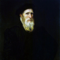 Лоренцо Лотто. Портрет старика
