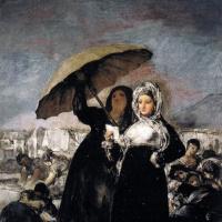 Молодая женщина с письмом