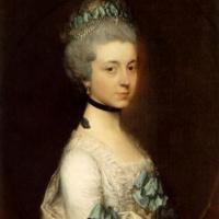 Portrait of lady Elizabeth Montagu, Duchess of Montagu, Queensberry