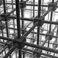 Мауриц Корнелис Эшер. Кубическое разделение пространства