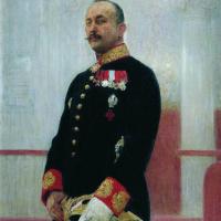 Портрет В. В. Гудовича