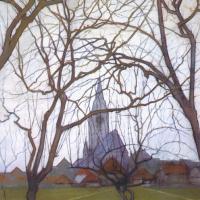 Пит Мондриан. Церковь Святого Якова, Винтерсвейк