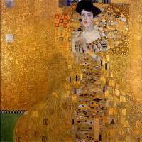 Портрет Адели Блох-Бауэр I (Золотая Адель)
