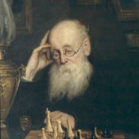 Сам с собою, или Игра в шахматы