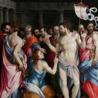Франческо Сальвиати. Уверение Святого Фомы