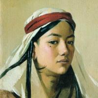 Василий Васильевич Верещагин. Портрет