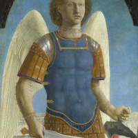 Piero della Francesca. Saint Michael