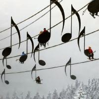 Михай  Кристе. Зимние ноты