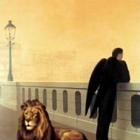 Rene Magritte. Homesickness