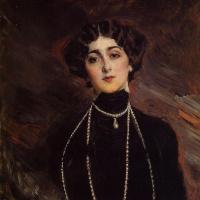 Д бурлюк портрет женщины в желтом платье