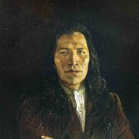Эндрю Уайет. Портрет