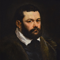 Peter Paul Rubens. Portrait of a Venetian Nobleman