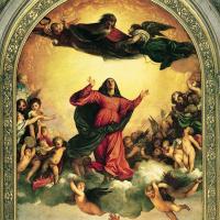 Тициан Вечеллио. Ассунта (Вознесение Богоматери)