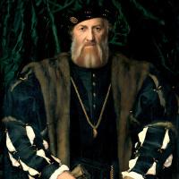 Ганс Гольбейн Младший. Портрет Шарля де Солье, сира де Моретта, французского посла в Лондоне