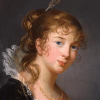 Портрет принцессы Луизы Прусской